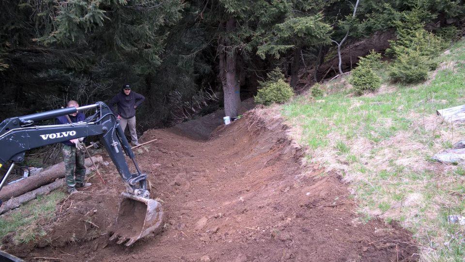 trailbuild