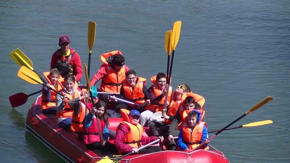 TrentinoWILD soft rafting