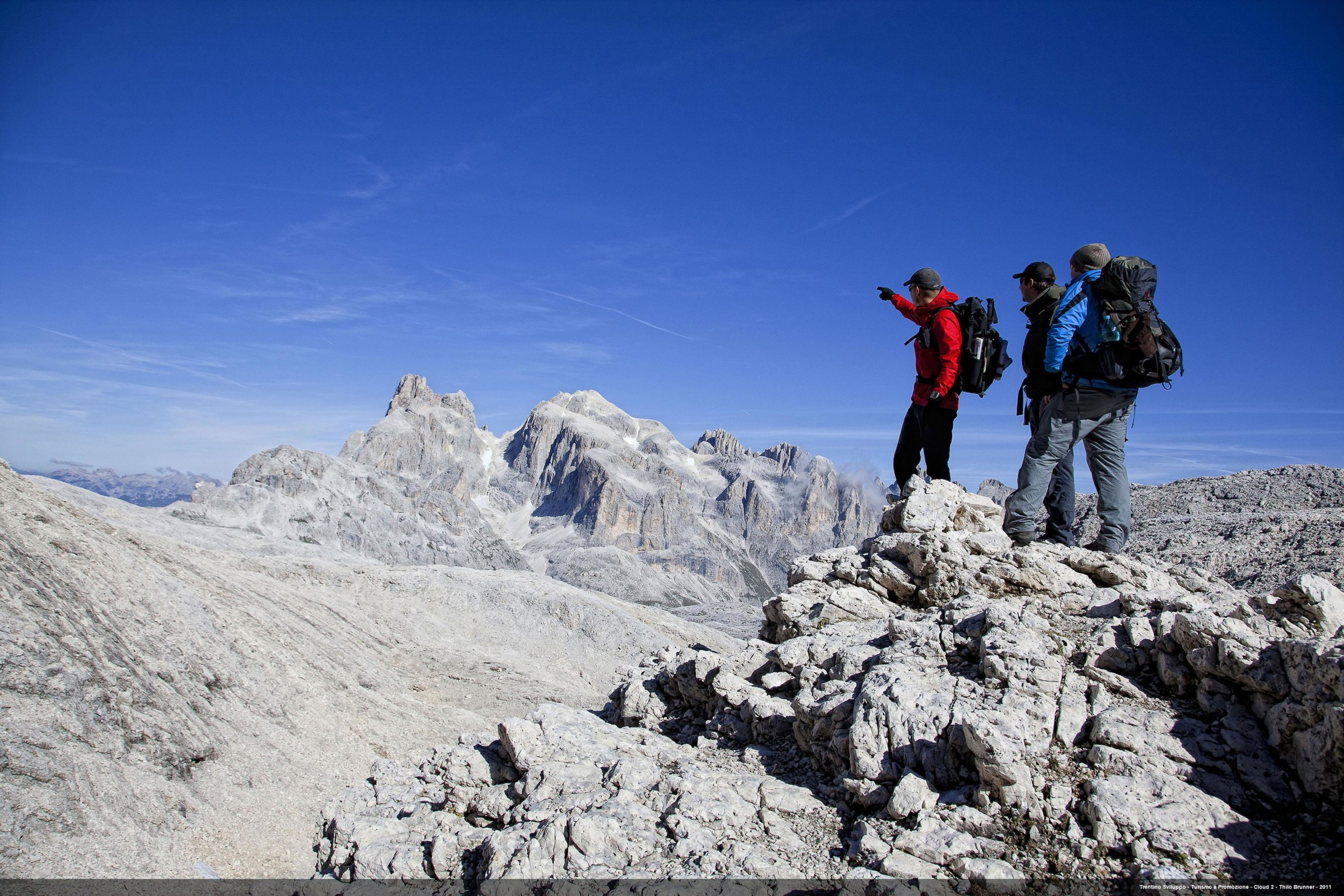 Trentino, land of outdoor experience