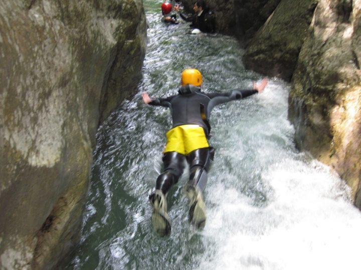 canyoning 4