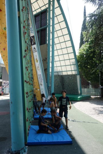 kids fun climbing 5