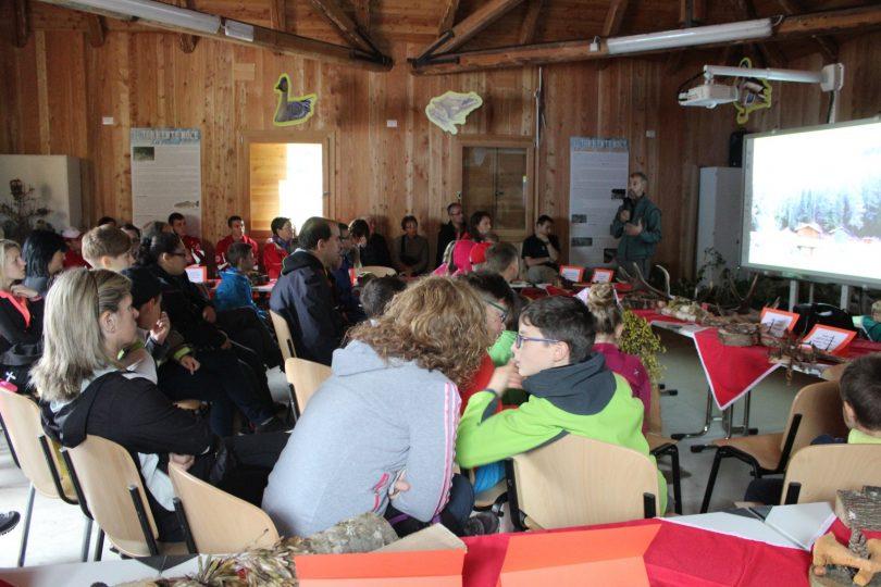 progetti didattici al Trentino Wild