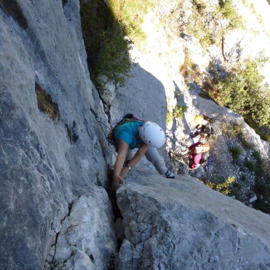 Kletterkurs Höhenfieber 011