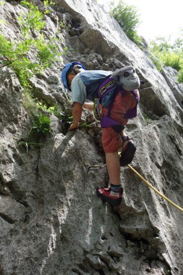 family climb 4