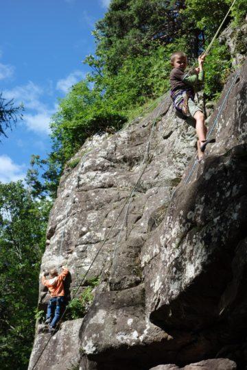 family climb 5
