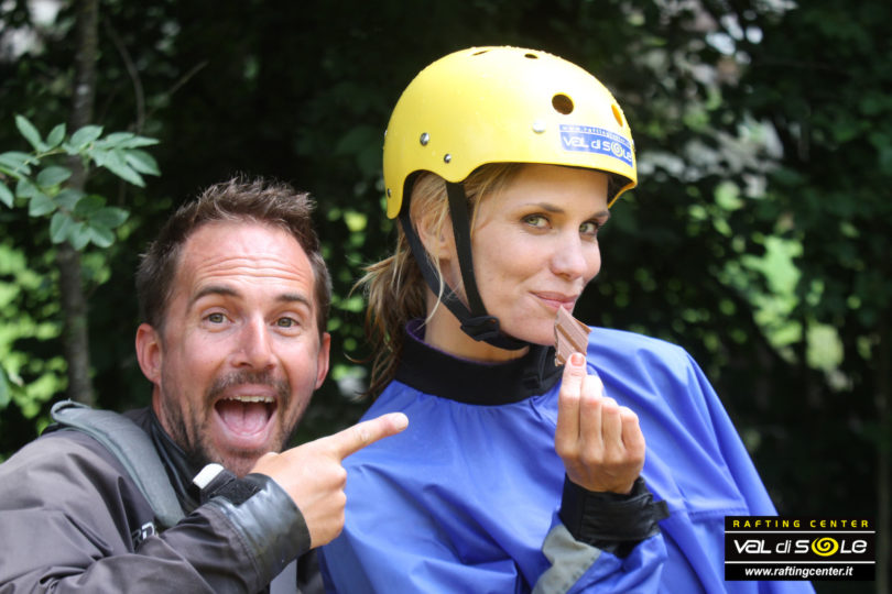 Filippa-Lagerback-ha-condotto-un-episodio-di-Bike-Channel-in-Val-di-Sole-facendo-rafting