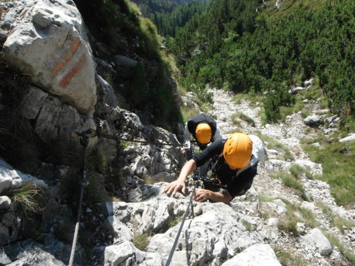 Klettersteig Roen : Klettersteig u2013 roen gooutdoor