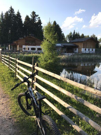 Neue Hutte- capanna nuova